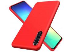 Coque Huawei P Smart 2021 Red Matte Flex