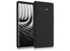 Coque Samsung Galaxy Note 9 Silicone-Noir