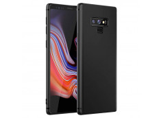 Coque Samsung Galaxy Note 9 Black Matte Flex