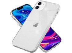 Coque iPhone 13 Mini No Shock Glitter Silver