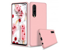 Coque Samsung Galaxy A50 Light Pink Matte Flex