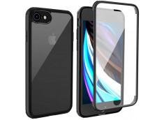 Coque iPhone 7/8/SE 2020  Intégrale en Verre Trempé