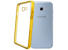 Coque Samsung Galaxy A5 2017 Gold Flex