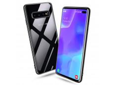 Coque Samsung Galaxy S10 Black Flex