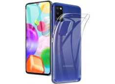Coque Samsung Galaxy A41 Clear Hybrid