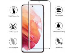 Film protecteur Samsung Galaxy S21 3D en verre trempé