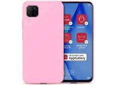 Coque Huawei P40 Lite Light Pink Matte Flex