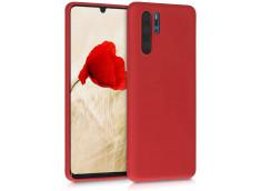 Coque Huawei P30 Pro Red Matte Flex