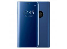 Etui iPhone XR Fast View-Bleu