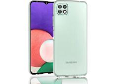 Coque Samsung Galaxy A22 5G Clear Flex