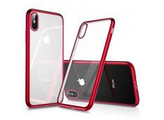 Coque iPhone XS Max Red Flex