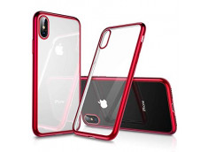 Coque iPhone X/XS Red Flex