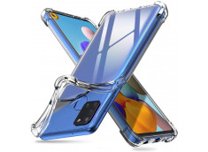 Coque Samsung Galaxy A21S Clear Shock