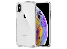 Coque iPhone X/XS No Shock Defense-Clear