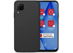 Coque Huawei P40 Lite Black Matte Flex