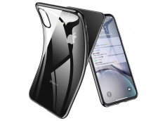 Coque iPhone XR Black Flex