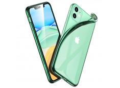 Coque iPhone 11 Green Flex