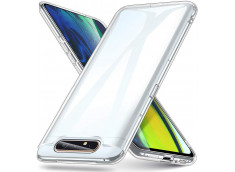 Coque Samsung Galaxy A80 Clear Hybrid