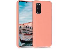Coque Samsung Galaxy S20 FE Coral Matte Flex