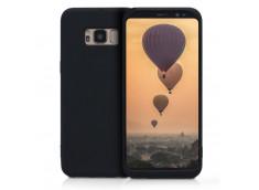 Coque Samsung Galaxy S8 Silicone-Noir