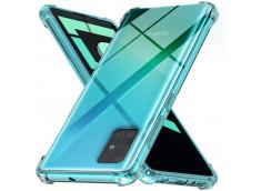 Coque Samsung Galaxy A41 Clear Shock