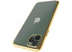 Coque iPhone 11 Pro Max Gold Flex