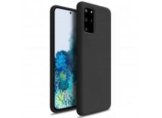 Coque Samsung Galaxy S20 Plus Black Matte Flex