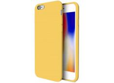 Coque iPhone 7 / iPhone 8/SE 2020 Yellow Matte Flex