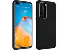 Coque Huawei P40 Pro Black Matte Flex