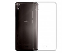Coque Wiko Y60 Clear Flex