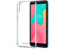 Coque Wiko Y80 Clear Flex