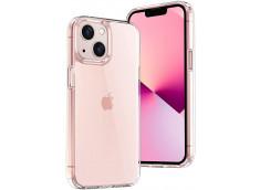 Coque iPhone 13 No Shock Defense-Clear