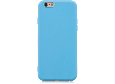 Coque iPhone 6/6S Sky Blue Matte Flex