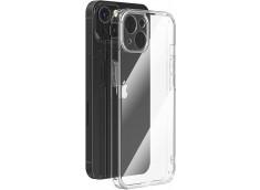 Coque iPhone 13 Mini Clear Hybrid Full