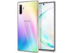 Coque Samsung Galaxy Note 10 Plus Clear Hybrid