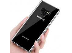 Coque Samsung Galaxy Note 9 Silver Flex