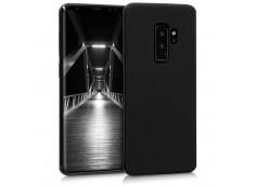 Coque Samsung Galaxy S9 Silicone-Noir