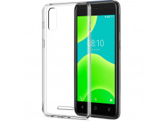 Coque Wiko Y50 Clear Flex