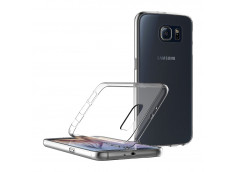 Coque Samsung Galaxy S6 Edge Clear Hybrid