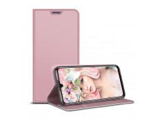 Etui Huawei P30 Lite Smart Premium-Rose
