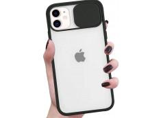 Coque iPhone 11 Pro Cache Objectif-Noir