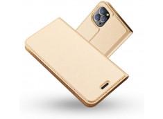 Etui iPhone 12/12 Pro Smart Premium-Or
