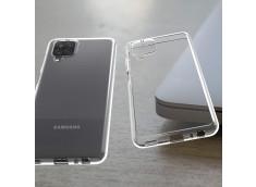 Coque Samsung Galaxy A12 Clear Flex