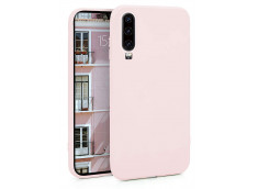 Coque Huawei P30 Light Pink Matte Flex