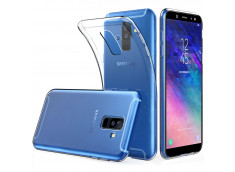 Coque Samsung Galaxy A6 Plus Clear Hybrid
