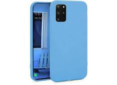 Coque Samsung Galaxy S20 Plus Sky Blue Matte Flex