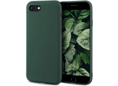 Coque iPhone 7 / iPhone 8/SE 2020 Green Matte Flex