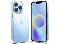 Coque iPhone 13 Pro Max No Shock Defense-Clear