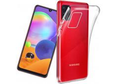Coque Samsung Galaxy A31 Clear Hybrid