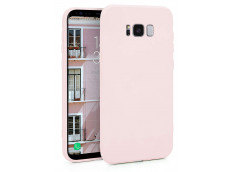 Coque Samsung Galaxy S8 Light Pink Matte Flex
